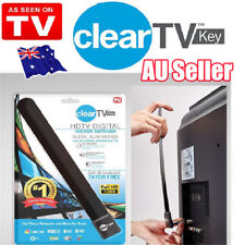 Digital TV antenna Clear TV Key HDTV Free Digital Indoor Antenna Ditch Cable EA
