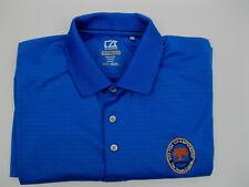 Cutter & Buck Polo Golf SS CB Dry Tec Luxe Shirt Mens XL X-Large Kiawah PGA