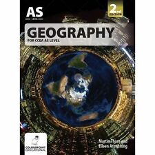Geography for CCEA AS Level by Eileen Armstrong, Martin Thom (Paperback, 2016)