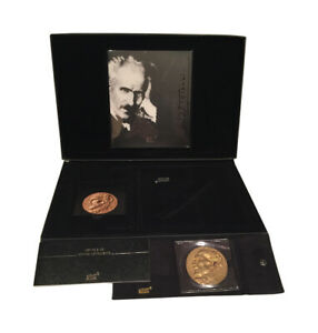 Montblanc Arturo Toscanini Special Edition Ballpoint Pen Box, Medal & Warranty