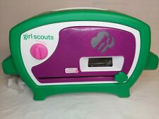 Girl Scouts Cookie Oven Electric Easy Bake Toy