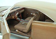 1969 Dodge Charger RT/SE Medium Bronze Metallic 1:18 Auto World 978