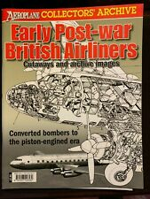 Aeroplane Collectors' Archive - Early Post-war British Airliners Magazine NEW