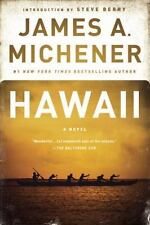 Hawaii: A Novel: By Michener, James A.