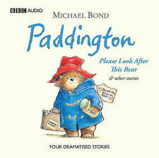 PADDINGTON PLEASE LOOK AFTER THIS BEAR & OTHER STORIES by Michael Bond (CD-Audio