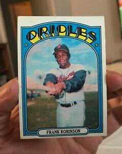 1972-Topps-Frank-Robinson-Card-100-Baltimore-Orioles