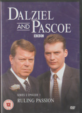 DALZIEL AND PASCOE - SERIES 2 EPISODE 1 - RULING PASSION - 5019322223856 BBC DVD
