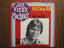 CLIFF RICHARD 45 TOURS BELGIQUE LA MER (DE TRENET)