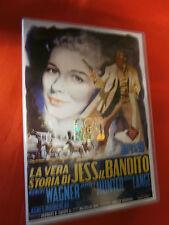 """FILM IN DVD : """"LA VERA STORIA DI JESS IL BANDITO"""" - Western, USA 1957"""