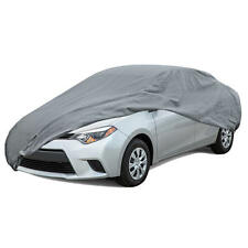 BDK  Shield Car Cover for Toyota Corolla - UV Proof, Water Repellent, Paint Safe