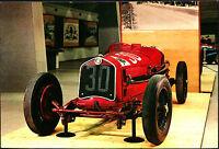 CARTOLINA - ALFA ROMEO P 2 - 1924 - MUSEO DELL'AUTOMOBILE - ROTOCALCO FUMERO