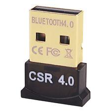 Mini USB 20 Bluetooth 40 Adapter EDR Dongle CSR 40 für PC Win 7 8 10 XP!