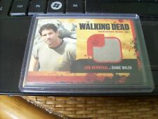 The Walking Dead Wardrobe Card Shane Walsh Jon Bernthal