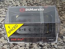 [NEW] DiMarzio DP151 PAF Pro Pickup Black F-Spaced