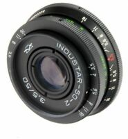 Industar 50-2 3.5/ 50mm M42 Lens Russian for ZENIT, Canon, Nikon, Sony EXC+