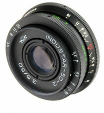 Industar 50-2 3.5/ 50mm lens M42 USSR for Zenit, Canon, Nikon EXC++