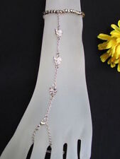 Butterfly Foot Chain Jewelry Rhinestones New Women Metal Anklet Silver Fashion