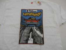Earth Shaker Pinball Machine Promo T-Shirt Fully Licensed  2X  Large Mr Pinball