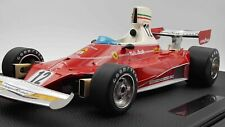 GP REPLICA's GP12-11A 1/12 1975 Ferrari 312 T5 #12 Niki Lauda Formula1 Model