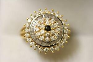 22ct/916 sparkling attractive indian gold ring *Boxed*
