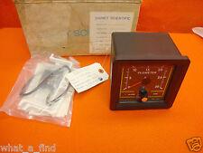 "New Signet Scientific MK585 Flometer Flow Meter 0-30 gpm Lo Alarm Set point 1"""