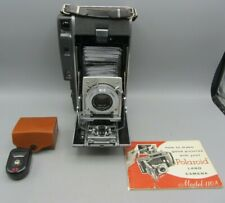 Polaroid 110A Pathfinder Land Camera w/ Rodenstock Ysarex 127mm F4.7 Lens