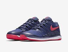 Nike AIR ZOOM VAPOR X HC Tennis AA8027-400 NUOVO CON SCATOLA NO TAPPO UK4.5/EU38/US7