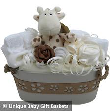 Baby gift basket/hamper unisex neutral baby shower new baby gift maternity gift