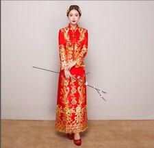 Chinese wedding dress QiPao Kwa Cheongsam 35 - latest fashion many sizes avail