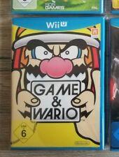 GAME & WARIO   ~Nintendo Wii U Spiel~ top zustand günstig