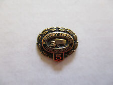 vintage Roadway Express Incorporated 5yr Trucker Safety Award Safe Driving Pin