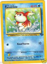 Pokemon n° 53/64 - POISSIRENE - 40PV