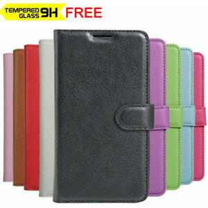For Nokia X20 5G /C3 / 1.4/2.3 Premium Leather Wallet Flip Protective Case Cover