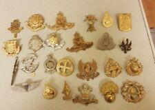 More details for military badges job lot x 25