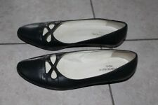Chaussures femme, tout cuir, pointure 39
