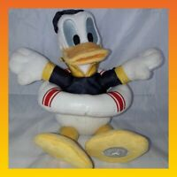 Rare Hong Kong Disney Donald Duck Sailor Small Soft Plush Stuffed Toy Doll