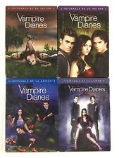 Vampire Diaries Saison 1 2 3 4 Coffret Lot DVD