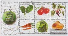 Zuid-Afrika 2063-2068 Velletje (compleet.Kwestie.) postfris MNH 2011 Gartengemüs