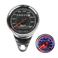 LED Dual Odometer Speedometer Gauge For Suzuki DRZ 400SM 400S RM 250 250Z