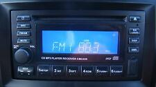 GREAT WALL MOTORS X240 RADIO/CD/MP3 PLAYER- CMU420, CC6460KY SERIES 10/09-03/11