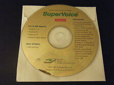 SuperVoice - English (Pc, 1997) - Disc Only!