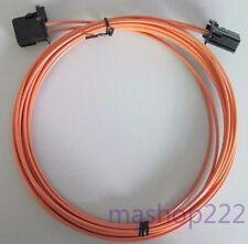 MOST Fiber Optic Optical Cable Male to Male Fits BMW Mercedes Audi Porsche 1M