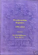Genealogy - Wrockwardine Parish Registers (Shropshire)