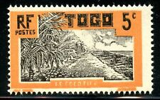 STAMP / TIMBRE COLONIES FRANCAISES / TOGO N° 127 **