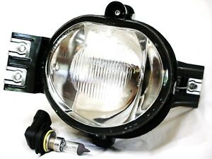 For 03-08 RAM Pickup Truck Fog Light Lamp L H Driver Side W/Bulb NEW