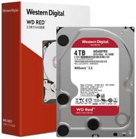 Western Digital WD Red NAS 3,5 Zoll 4 TB WD40EFRX SATA 5400 U/min HDD Festplatte