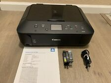 Cannon Pixma, Wired/Wi-Fi Printer/Scanner/Copier MG6600 Series Tested Working!