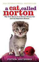 A Cat Called Norton, Gethers, Peter, Very Good Book