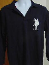 U.S. Polo ASSN  Long Sleeve Polo Jersey