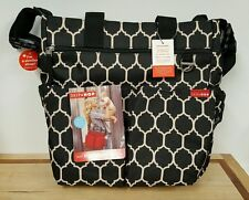 NEW Genuine Skip Hop Baby Duo Signature Diaper Bag Shoulder-to-Stroller Strap